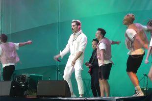 Билан извинился за нетрезвое поведение на концерте в Самаре