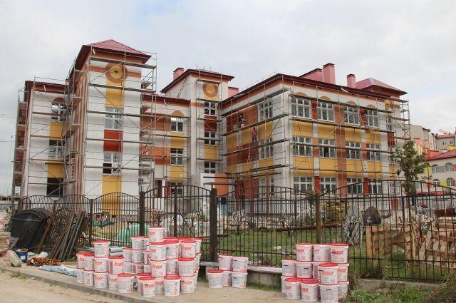 В Калининграде откроют три детских сада до конца года