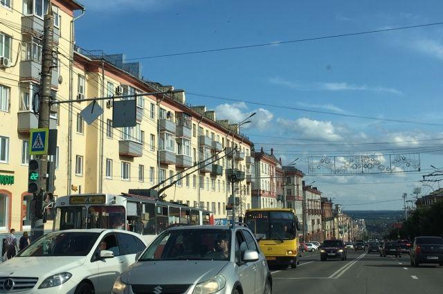 В Ижевске планируют провести день отказа от автомобилей