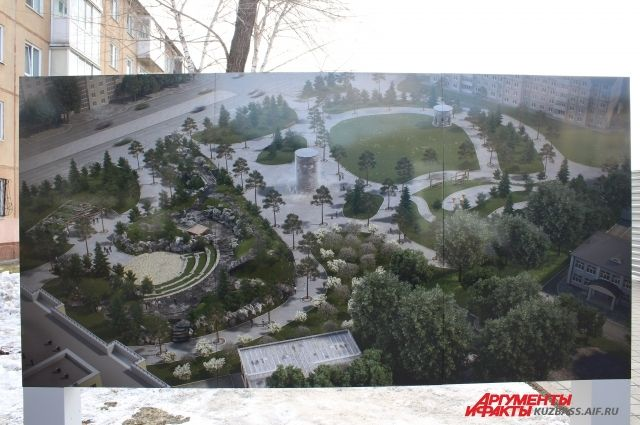 Сквер Ангелов будет открыт для посещений в ночь на 16 сентября.
