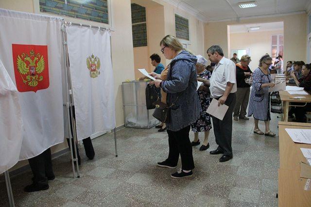 На выборах мэра Новосибирска явка составила 20,68%, тогда как на прошлые выборы мэра в 2014 году пришли 32,59% избирателей.