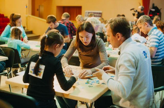 В Тюмени пройдет IV областной Семейный чемпионат по собиранию пазлов