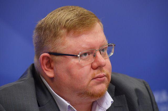 Павел Данилин.