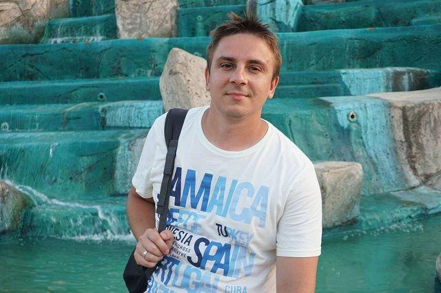 Владимир Ходзинский: «Нужно ехать или идти, куда хочется, слушать свою интуицию»