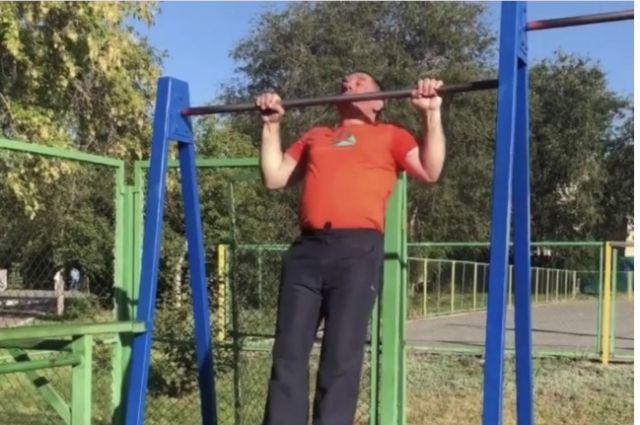 И.о. министра спорта Оренбуржья запустил спортивный челлендж