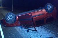 Авария произошла поздно вечером 13 сентября.