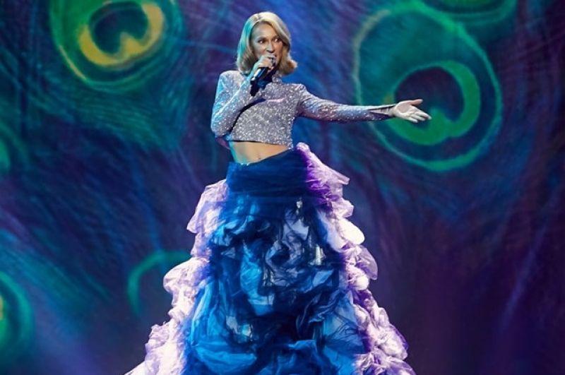 Также на конкурсе Мисс Украина выступала TAYANNA и ее выступление стало настоящей феерией для зрителей.