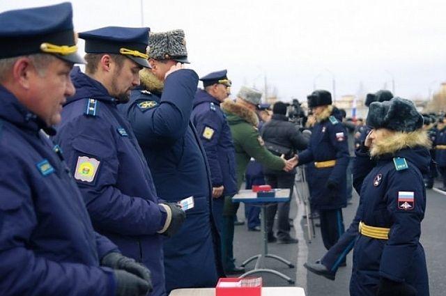 К тюменским кадетам приезжали гости из Татарстана