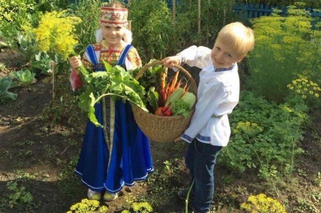 Тюменцы на мастер-классе могут освоить фигурную резку овощей и фруктов