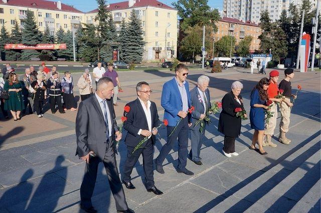 Брянщину посетила делегация Международного союза бывших малолетних узников фашизма, в состав которой входит и наш земляк.