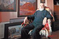 Александр Талаев рисует уже более 60 лет.