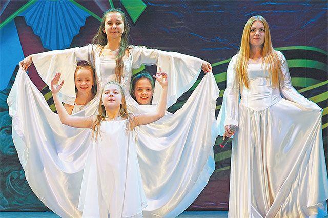 Арт-студия для девочек «Одес» – гордость центра «Крылья».