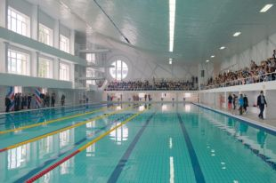 В Калининграде после капремонта открылся самый большой бассейн