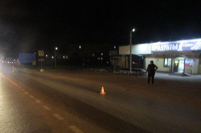 В Ижевске водитель «Логана» сбил двух девушек и скрылся