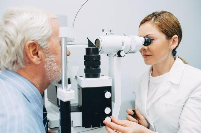 Катаракта глаза: причины возникновения, симптомы