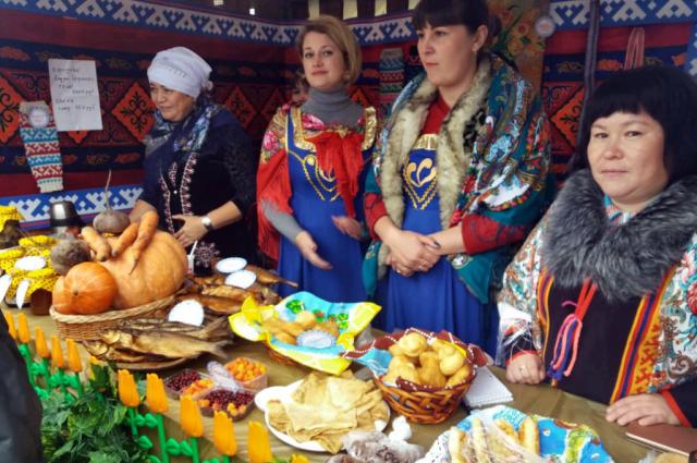 В ЯНАО провели седьмую Обскую сельскохозяйственную ярмарку