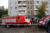 Взрыв произошел в многоэтажке на ул. Аральской, 14.