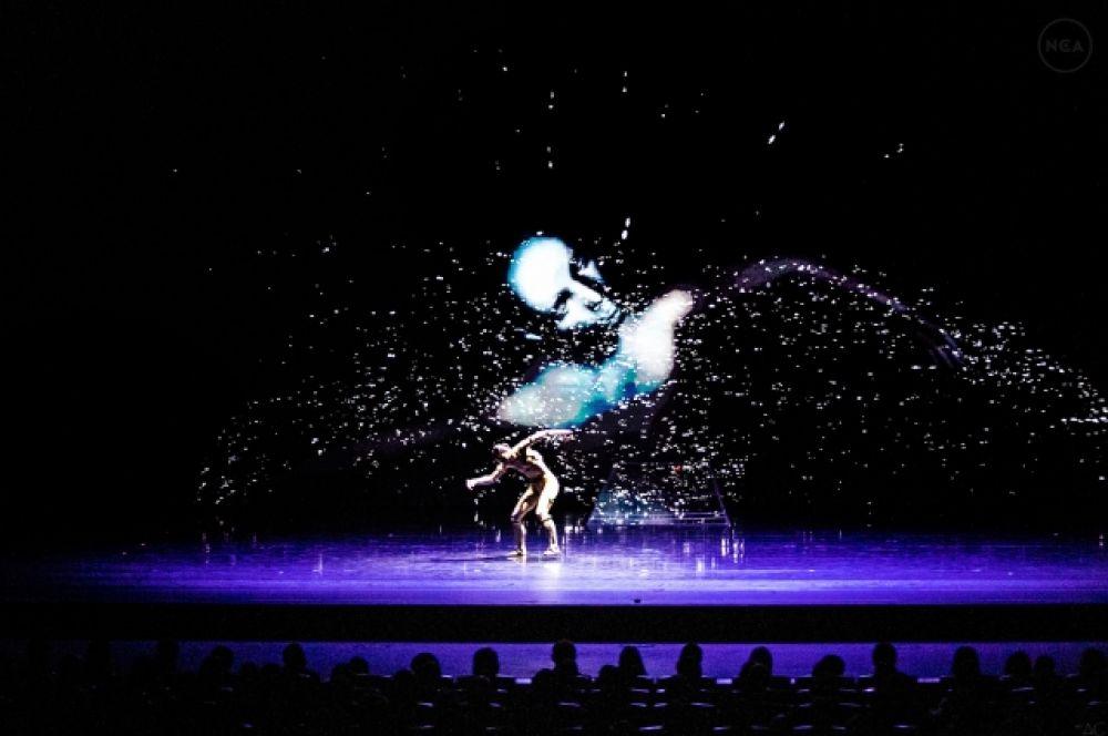 В Петербурге представили шоу «Сны Спящей красавицы».