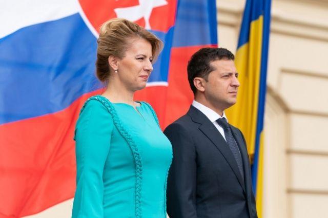 Стали известны подробности встречи Зеленского с Чапутовой