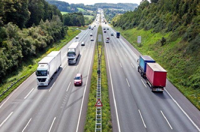 Въезд грузового транспорта со стороны Борисполя будет ограничен