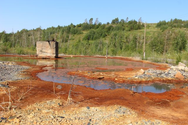 До настоящего времени в отечественной и зарубежной практике реализовать эффективные способы очистки таких вод не удавалось.