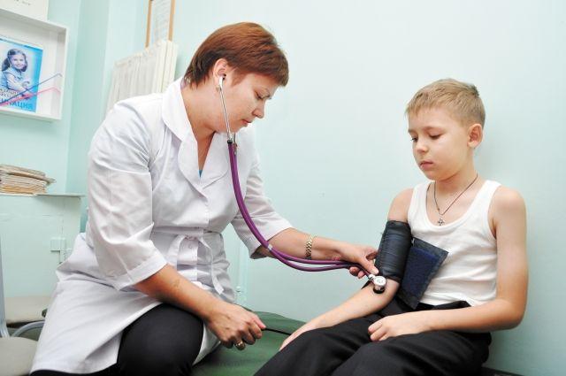 Родители должны обеспечить доступ врачей к ребенку.