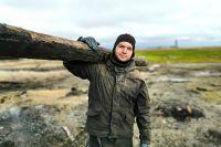 Студент из Липецка вместе с группой волонтеров месяц занимался уборкой территории бывшей военной базы в Арктике.