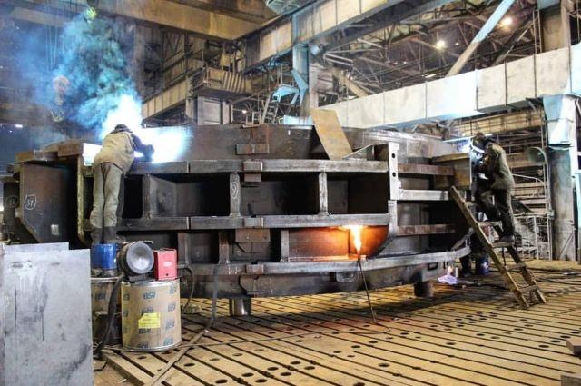 На орской промышленной площадке введены в эксплуатацию все переделы металлургического производства, возобновлена работа механообрабатывающего и сварочного производств.