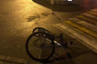 Под колёса попал юный  велосипедист, ехавший по пешеходному переходу