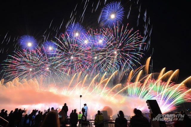 Торжественное открытие фестиваля «Круг света» состоится на Гребном канале 20 сентября.