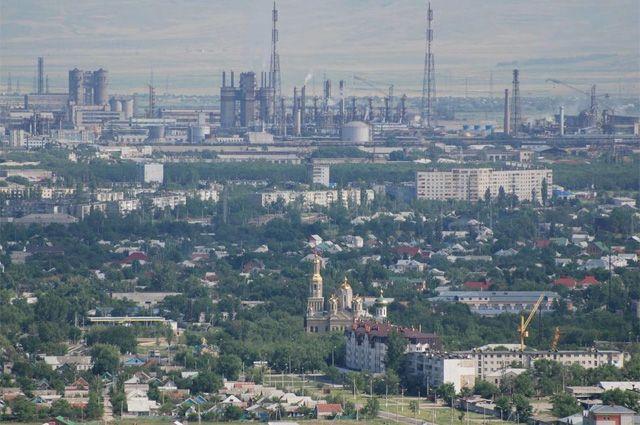В Невинномысске сейчас живут 117 тыс. человек.