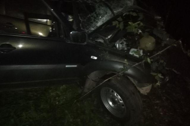 В Глазове лишенный прав водитель устроил смертельное ДТП