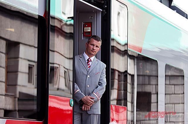 Первая «Ласточка» до Новосибирска отправится сегодня из Омска