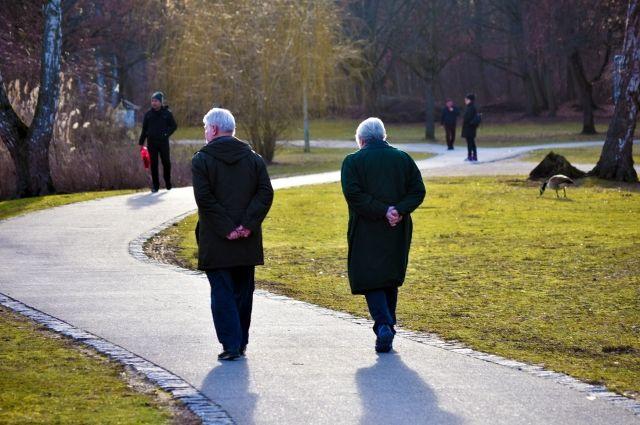 На пенсии жизнь продолжается.