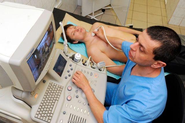 В очередной тюменской больнице появилось УЗИ экспертного класса