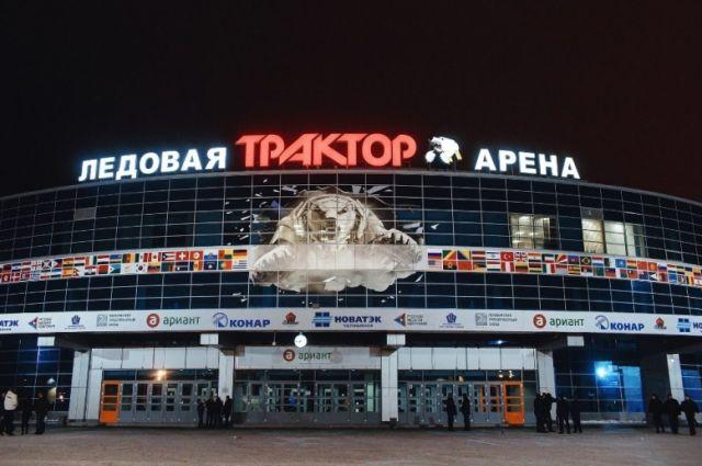 Иностранным делегациям покажут арену
