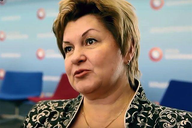 Светлана Опенышева.