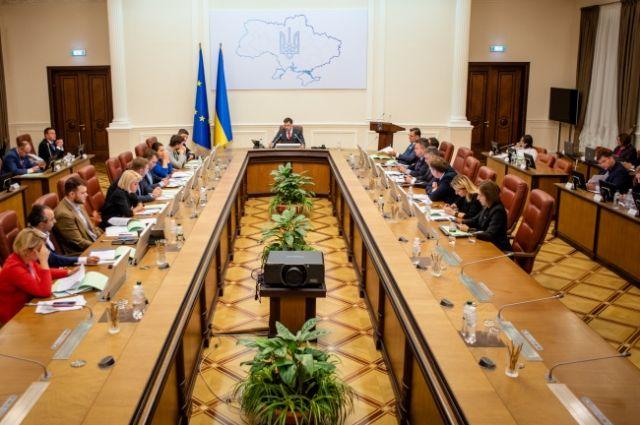 Кадровые назначения: Кабинет министров назначил восемь заместителей