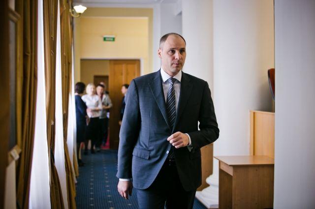 Денис Паслер официально вступил в должность губернатора Оренбургской области.