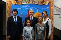 Фестиваль сказки «Конек-Горбунок» открылся в Тобольске балетом