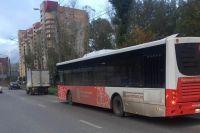 ДТП произошло в Индустриальном районе Перми.