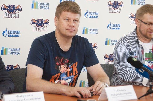 В Ижевск приедет Дмитрий Губерниев