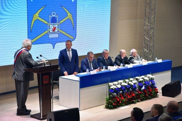 Парламентарии Алексея Курносова избрали большинством голосов 5 сентября.