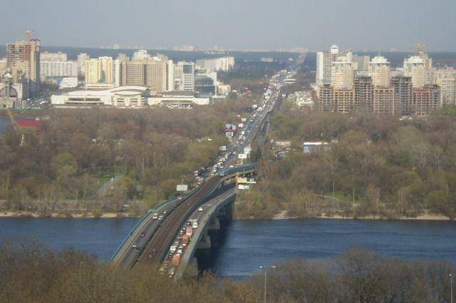 Мост «Метро».
