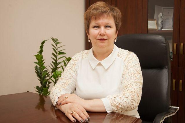 Ректором ТИУ назначена Вероника Ефремова