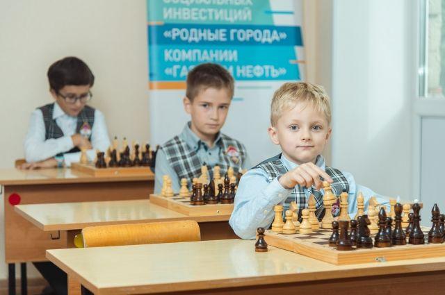 На базе омской гимназии открыли уникальную образовательную площадку