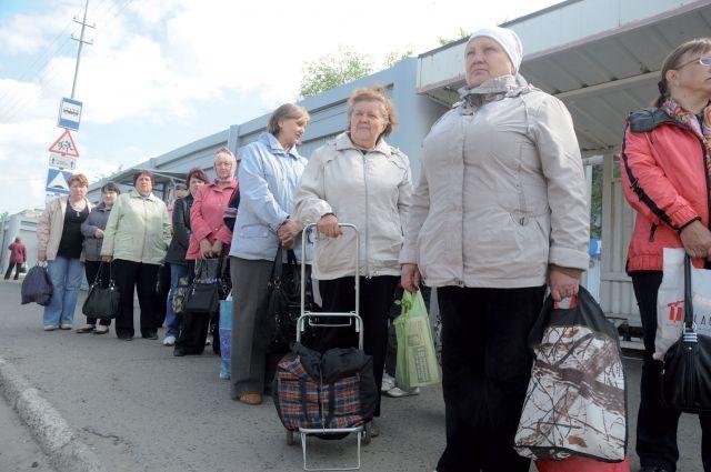 Работу садовых маршрутов в Омске продлят на две недели