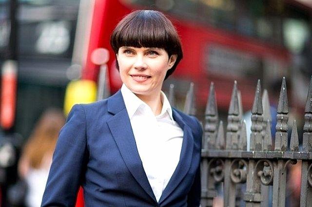Инга Лайзан в Лондоне основала школу по внедрению новейших технологий эффективной коммуникации.