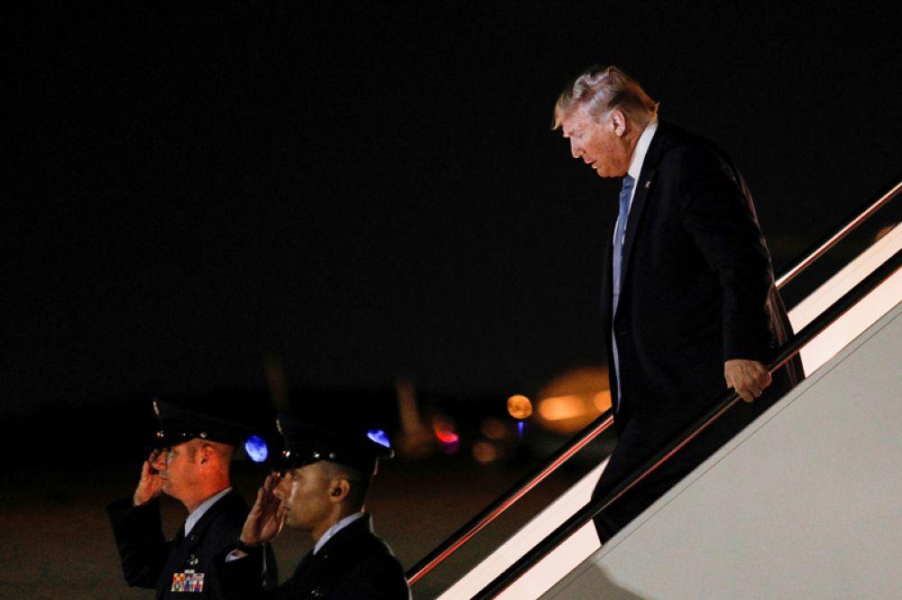 С ее помощью американский лидер намерен решить проблему нелегальной миграции.