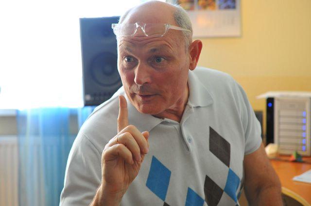 Геннадий Малахов.